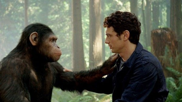 ¿Cómo se llama el personaje de James Franco en el reboot?