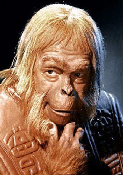 ¿Qué clase de simio es el Dr. Zaius?