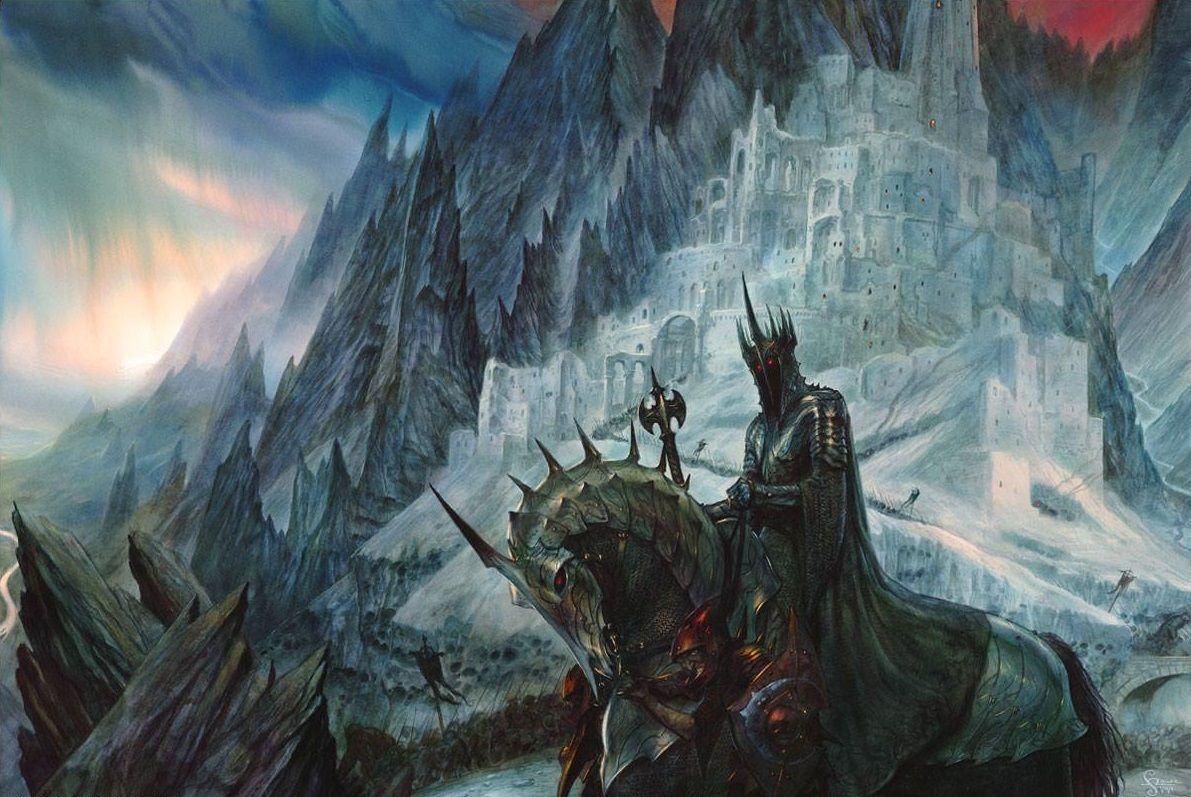 ¿Cómo se llama la ciudad que conquistó el Rey Brujo y que se convirtió en su guarida?