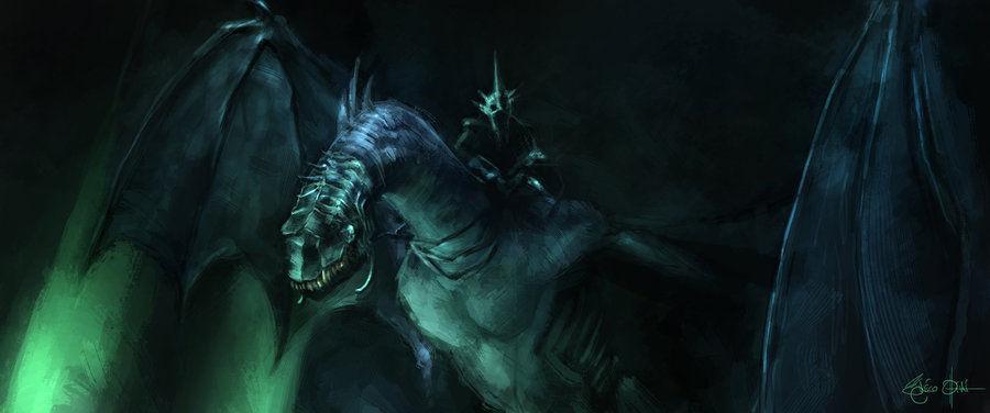 -Ningún hombre puede matarme- ¿Por qué desaparece el Rey Brujo entonces?
