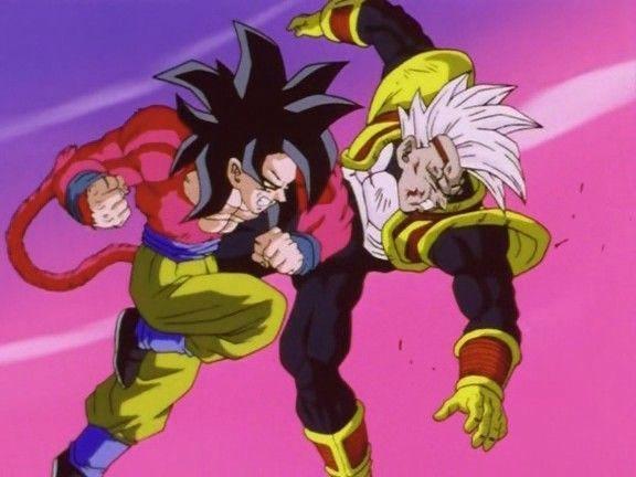 Viralzalo  Reconoces a estos personajes de Dragon Ball GT
