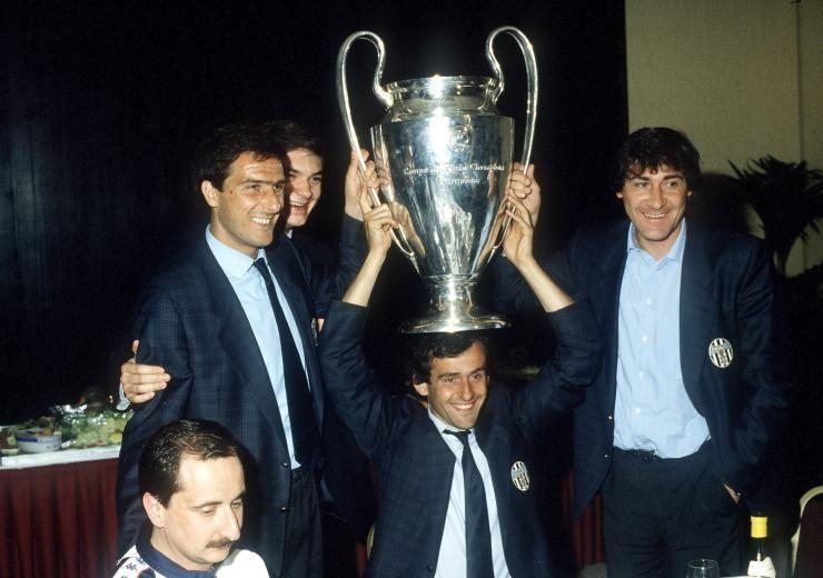 ¿Cuántas Champions tiene la Juventus en su palmarés?