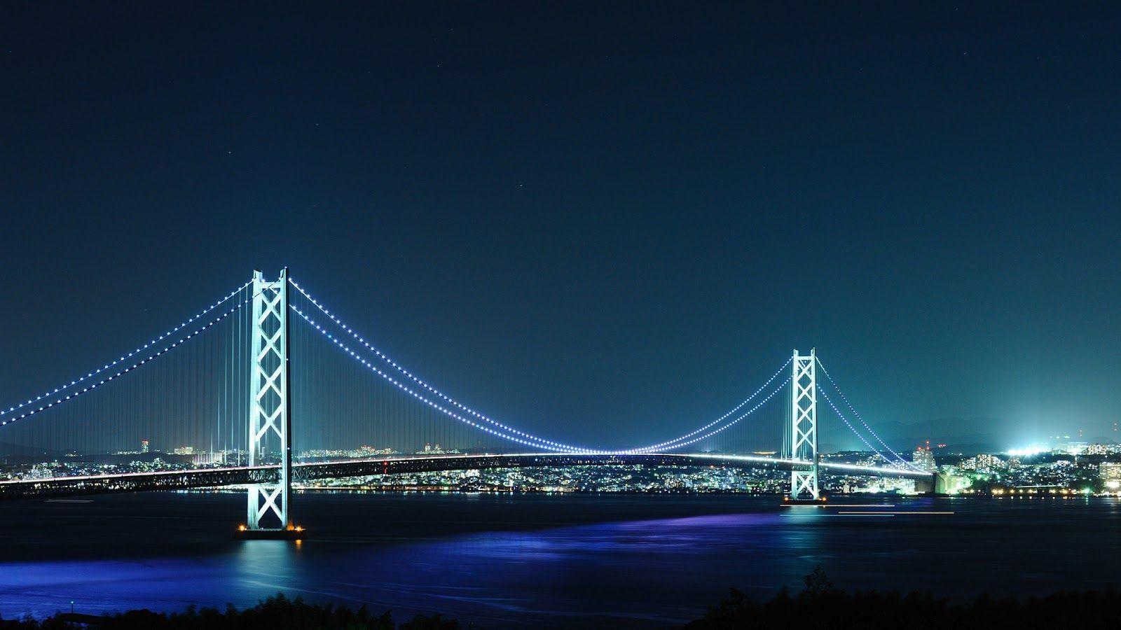 9477 - ¿Puedes relacionar los puentes más famosos del mundo con sus nombres?