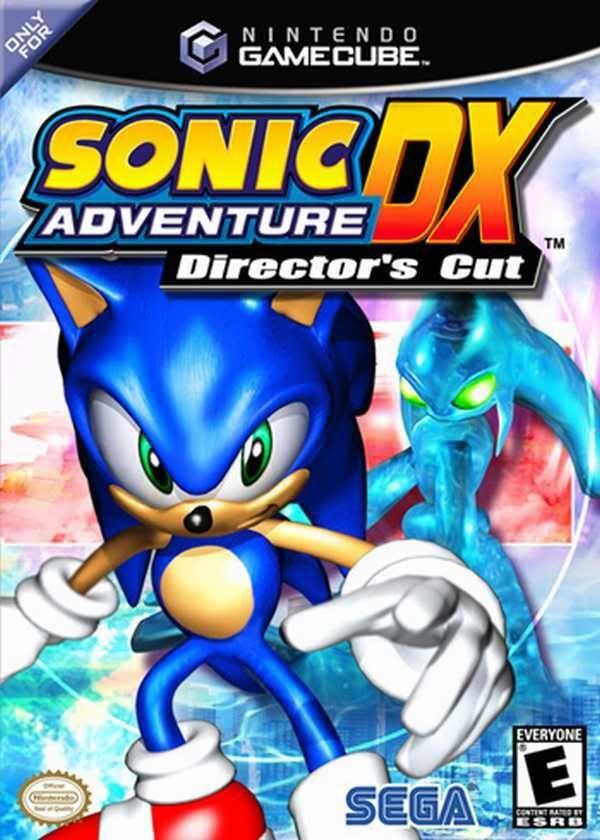 Por último... ¿en qué año salió el Sonic Adventure DX?