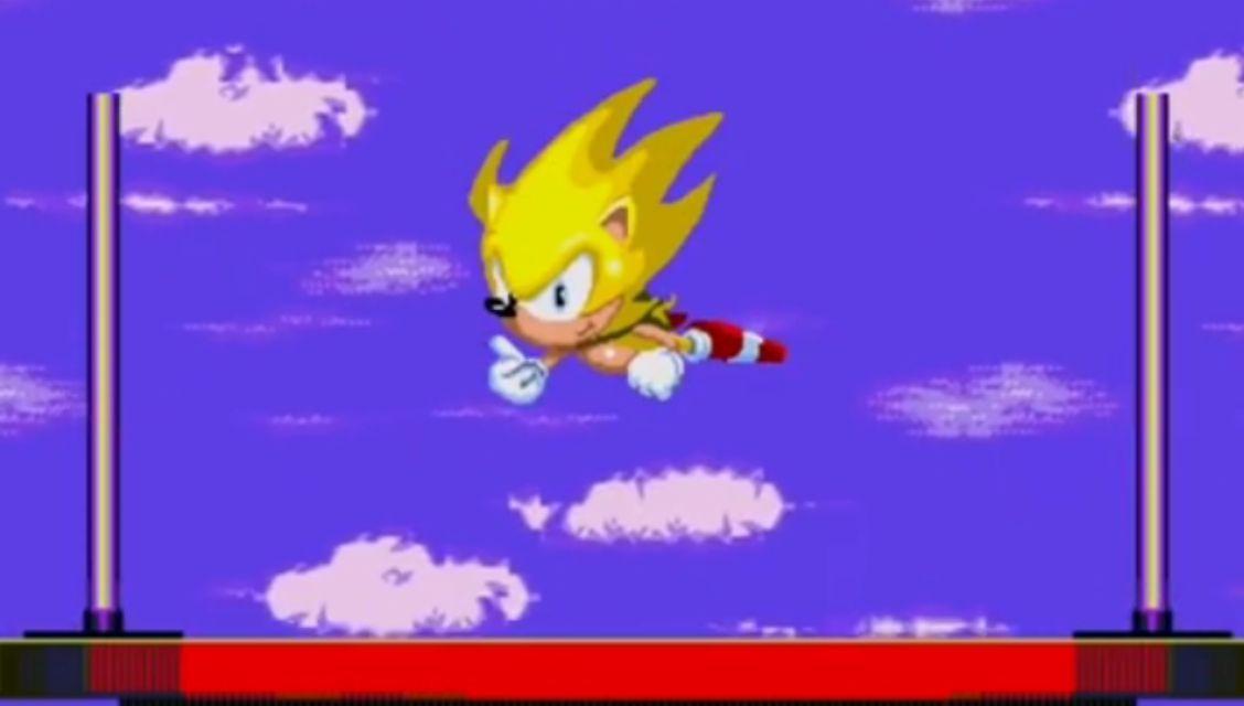 En el final de Sonic 3, ¿qué sucedía si terminabas el juego sin las 7 esmeraldas ni conseguías transformarte en Super Sonic?