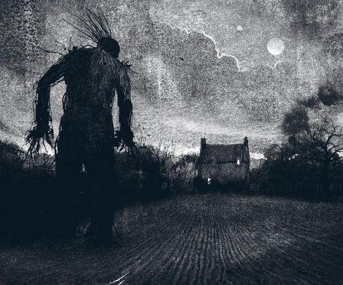 Encuentras una criatura sobrenatural ¡Persigue a alguien! ¡PARECE PELIGROSO!