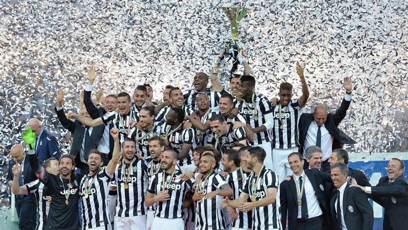 ¿Cuántos Scudettos ha ganado la Juventus a lo largo de su historia? (Incluyendo los dos que se le retiraron)
