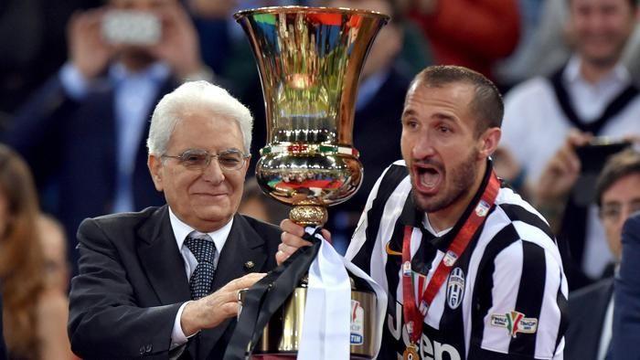 ¿Cuantas veces ha salido la Juventus campeona de la Coppa Italia?