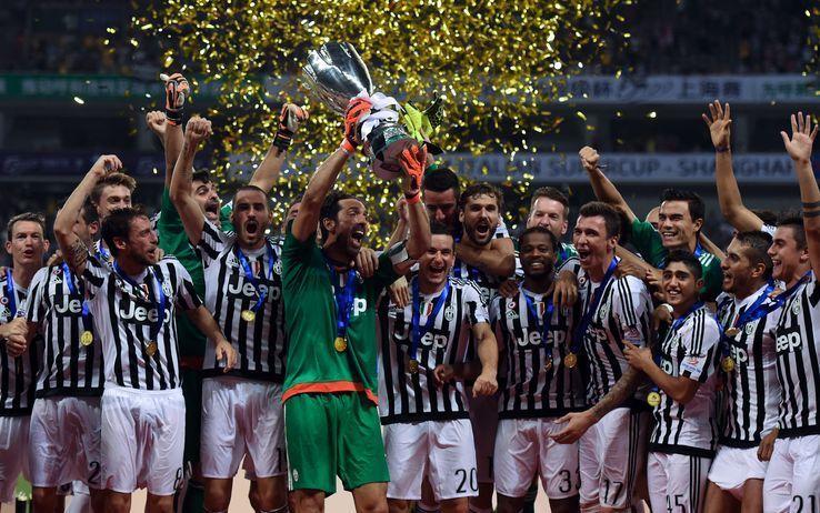 ¿Cuántas Supercopas de Italia ha ganado la Juventus?