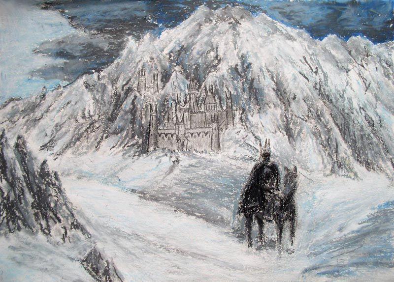 ¿Cuál era su capital, el gran bastión del Rey Brujo?