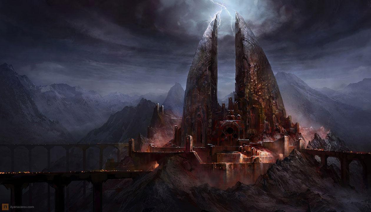 ¿Qué significa en Sindarin 'Angmar'?