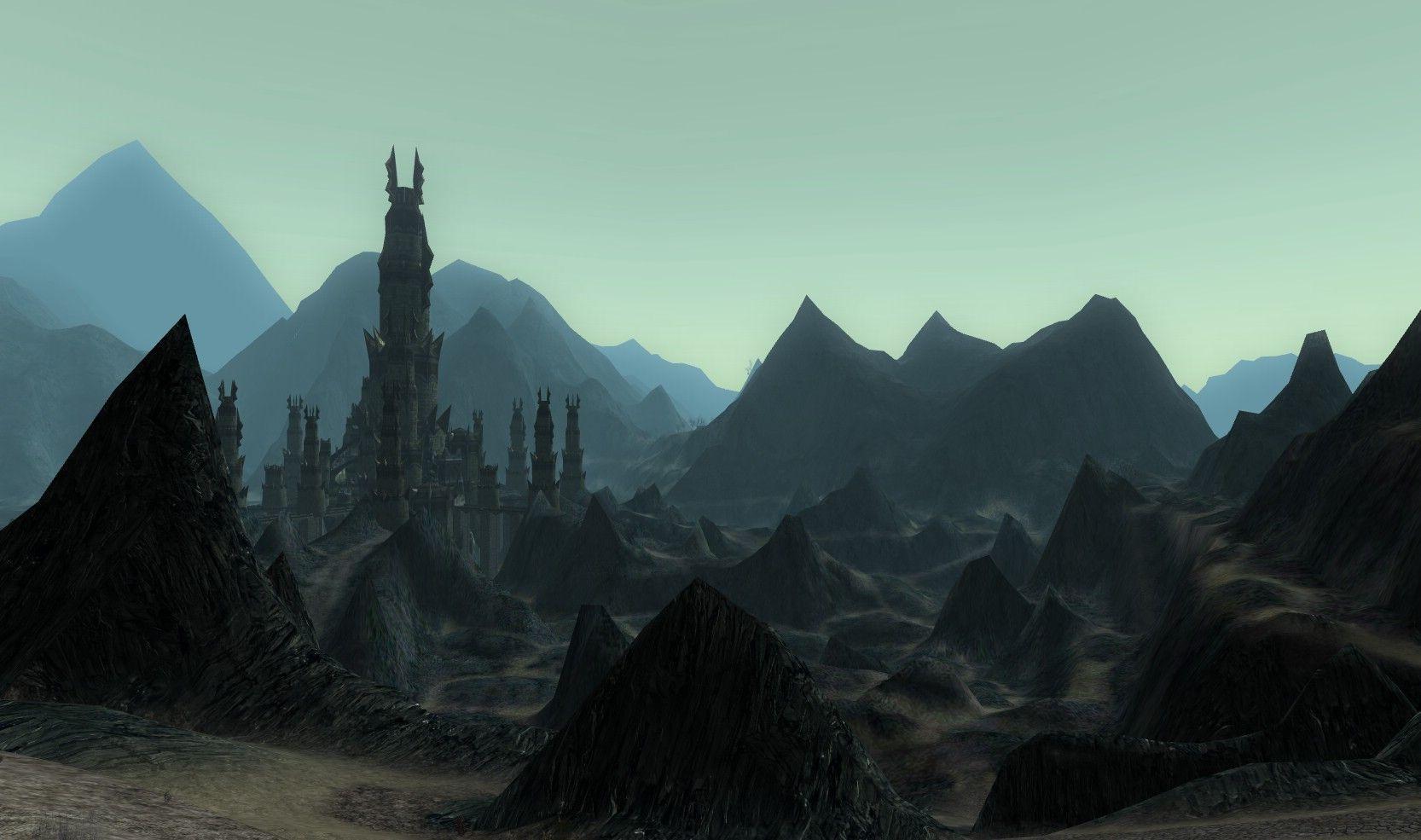 Otro episodio importante del Señor de los Anillos fue ocasionado mucho tiempo atrás por el Rey Brujo. ¿Cuál?
