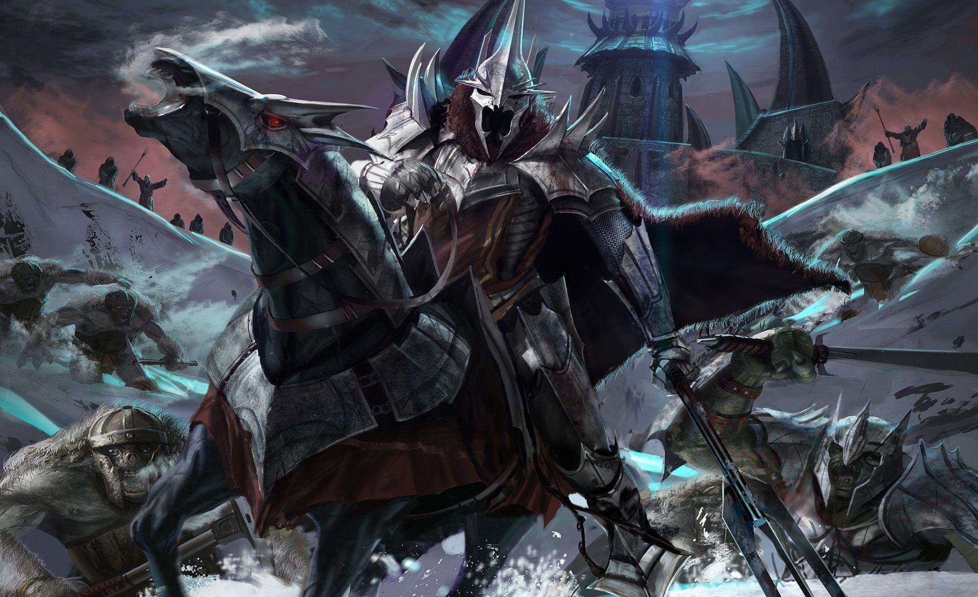9526 - Angmar: El antiguo Reino del Rey Brujo