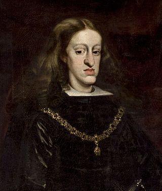 ¿Qué enfermedad genética tenía Carlos II el Hechizado debido a la endogamia y al parentesco de sus ancestros?
