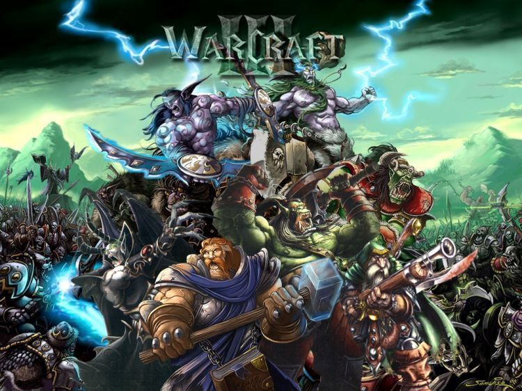 9555 - ¿Qué personaje de Warcraft ha dicho estas frases? [Nivel medio]