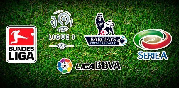 9558 - ¿En qué liga europea deberías jugar?