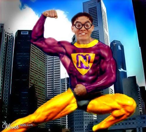 9568 - ¿Qué cutre superhéroe serías?
