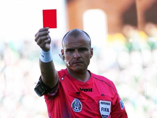 ¿Cómo de permisivos son los árbitros?