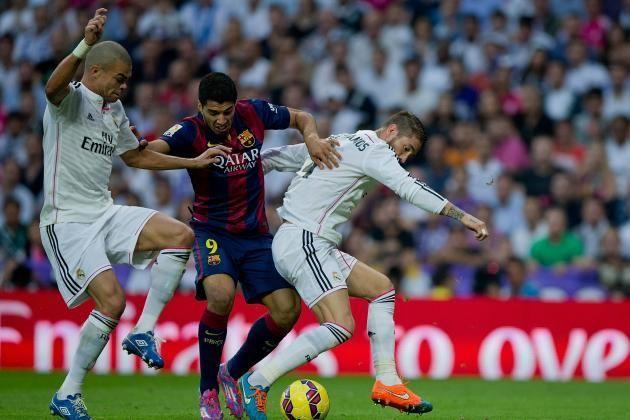 ¿Quienes marcaron los goles culés en el clásico para ganarle 2-1 al Madrid en el Camp Nou?