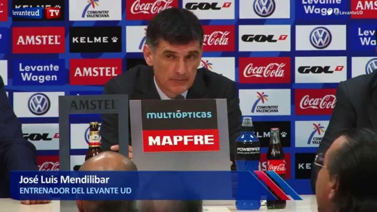 Mendilíbar (Levante) y el Chapi Ferrer (Córdoba) fueron los primeros entrenadores destituidos ¿En qué jornada les echaron?