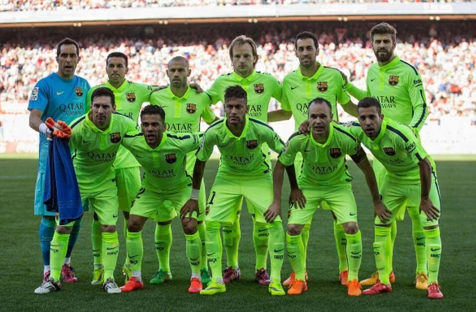 En qué estadio se proclamó el FC Barcelona campeón de Liga