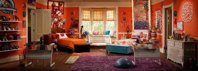 9600 - ¿A qué series de televisión pertenecen estas casas?