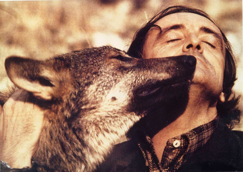 ¿Quién fue un famoso defensor del lobo ibérico?