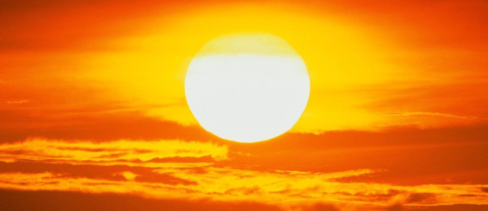 Amanece un día soleado, ¿qué se te viene a la mente?