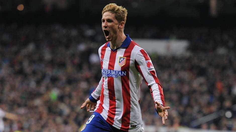 ¿Crees que Fernando Torres conseguirá su gol número 100 con el Atlético?