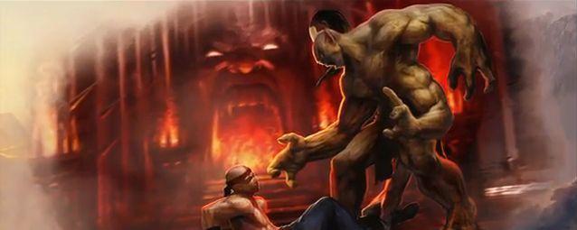 ¿Quien fue el primer campeón del primer torneo de Mortal Kombat de la historia?