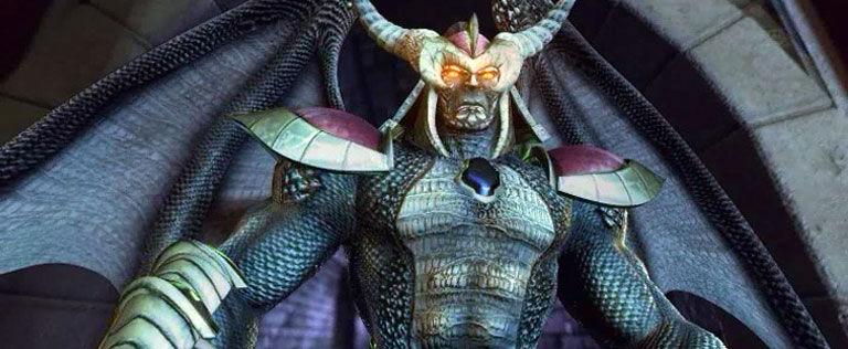 ¿Quién despertó a Onaga (El Rey Dragón)?