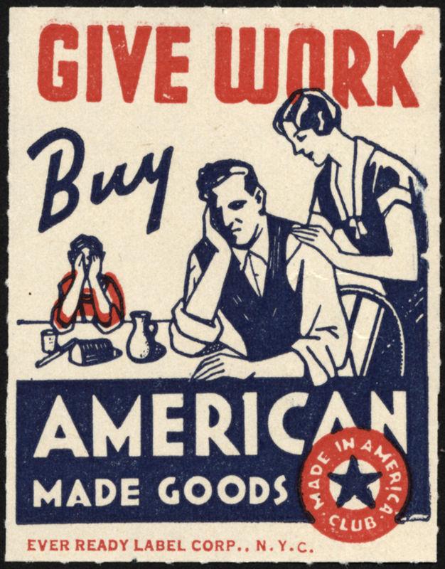 ¿Quién puso en marcha el New Deal para salir de la Gran Depresión?