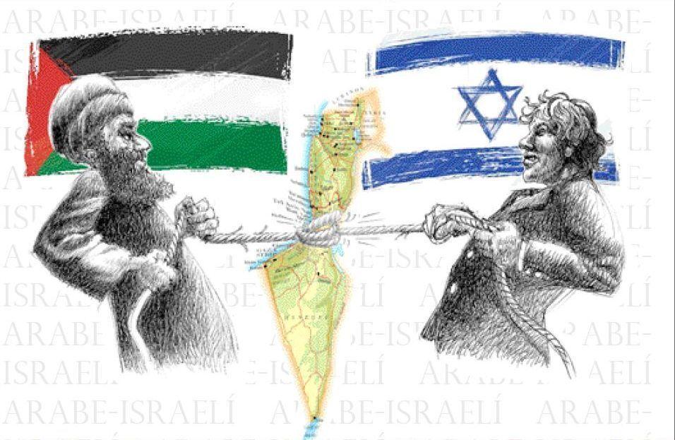 ¿Cuántas guerras árabe-israelíes hubo en total?