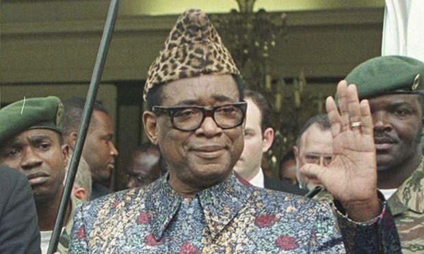 ¿Qué dictador fue derrocado en la República del Congo en 1997?
