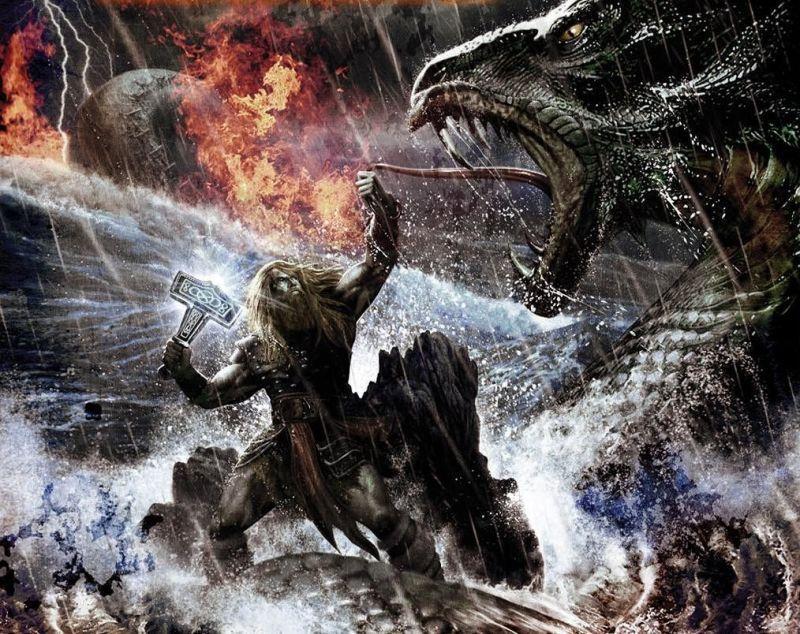1834 - ¿Cuánto sabes sobre la mitología nórdica?