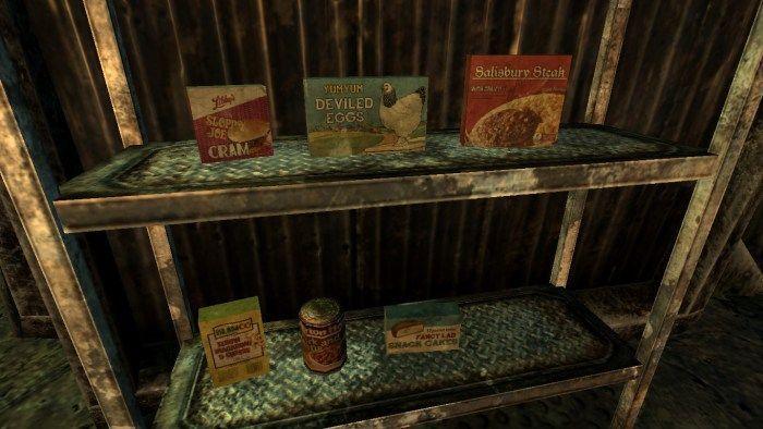 Tienes mucha hambre, y en una zona ves a un mercader asentado con bastantes provisiones, ¿que haces?