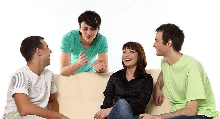 ¿Te resulta fácil hacer nuevos amigos?