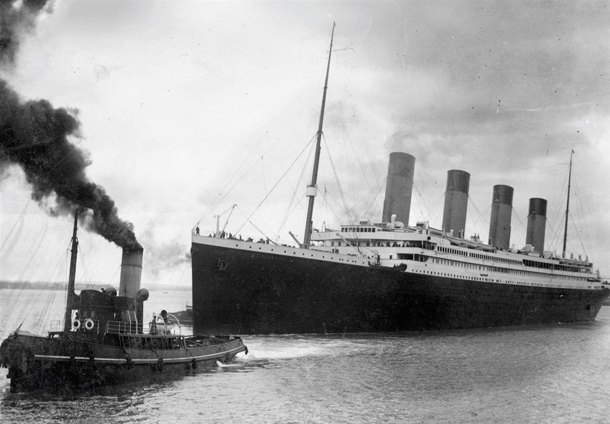 2338 - ¿Cuánto sabes del Titanic?