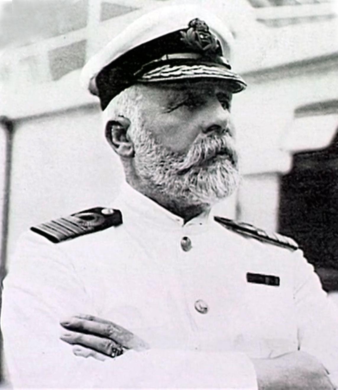¿Cómo se llamaba el capitán del barco?