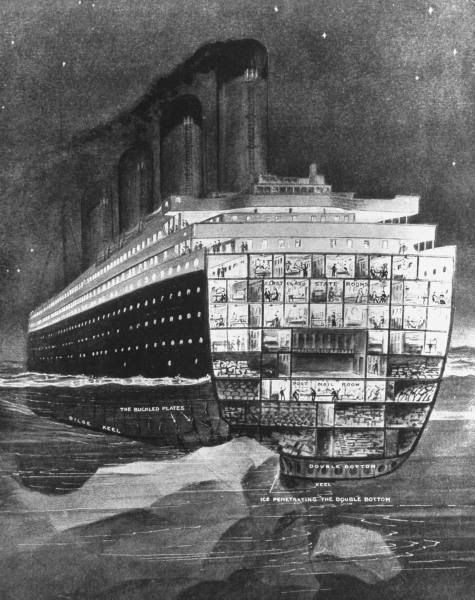 ¿Cuál era una de las grandes misiones del Titanic, además de transportar pasajeros?