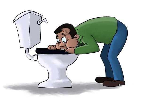 ¿Diarrea incontrolable o vómitos incontrolables?