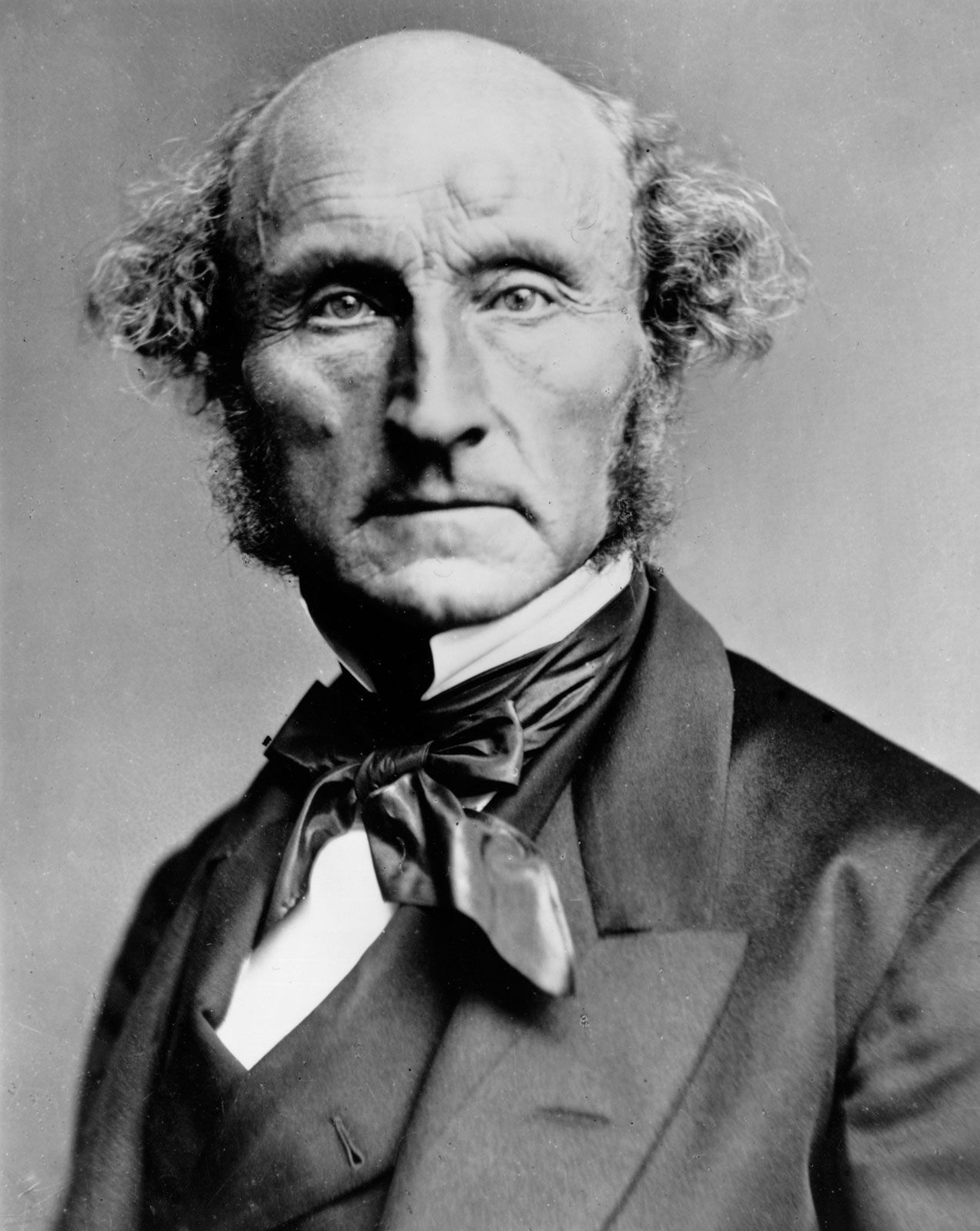 ¿Qué planteaba John Stuart Mill?