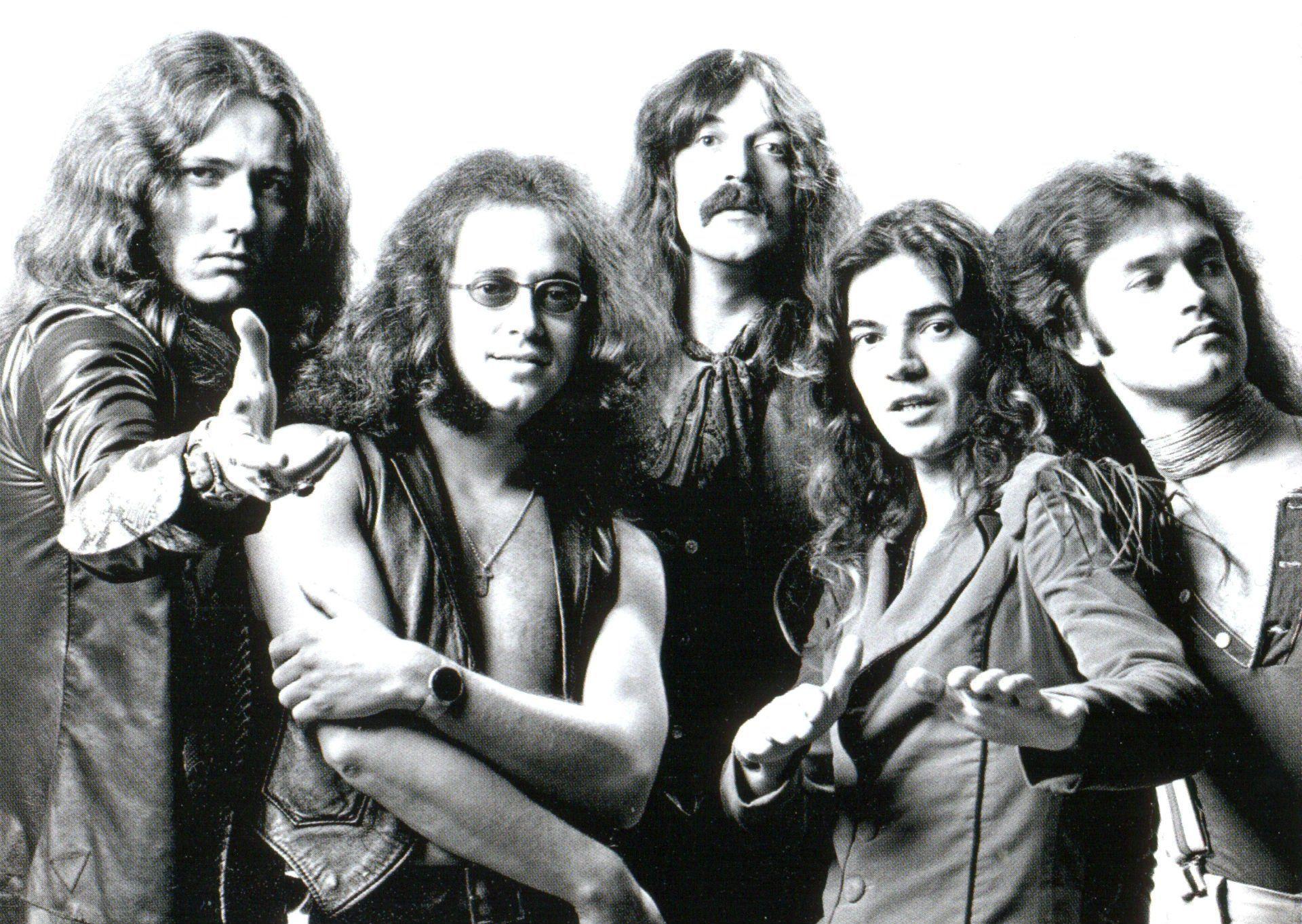 ¿Qué famoso concierto grabó Deep Purple en su gira de 1972?
