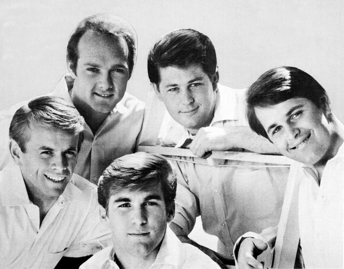 ¿Qué disco de The Beach Boys no se llegó a realizar en 1967?