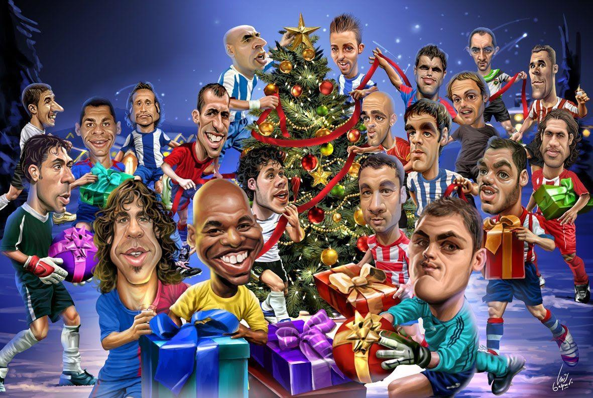 Se acercan las Navidades...