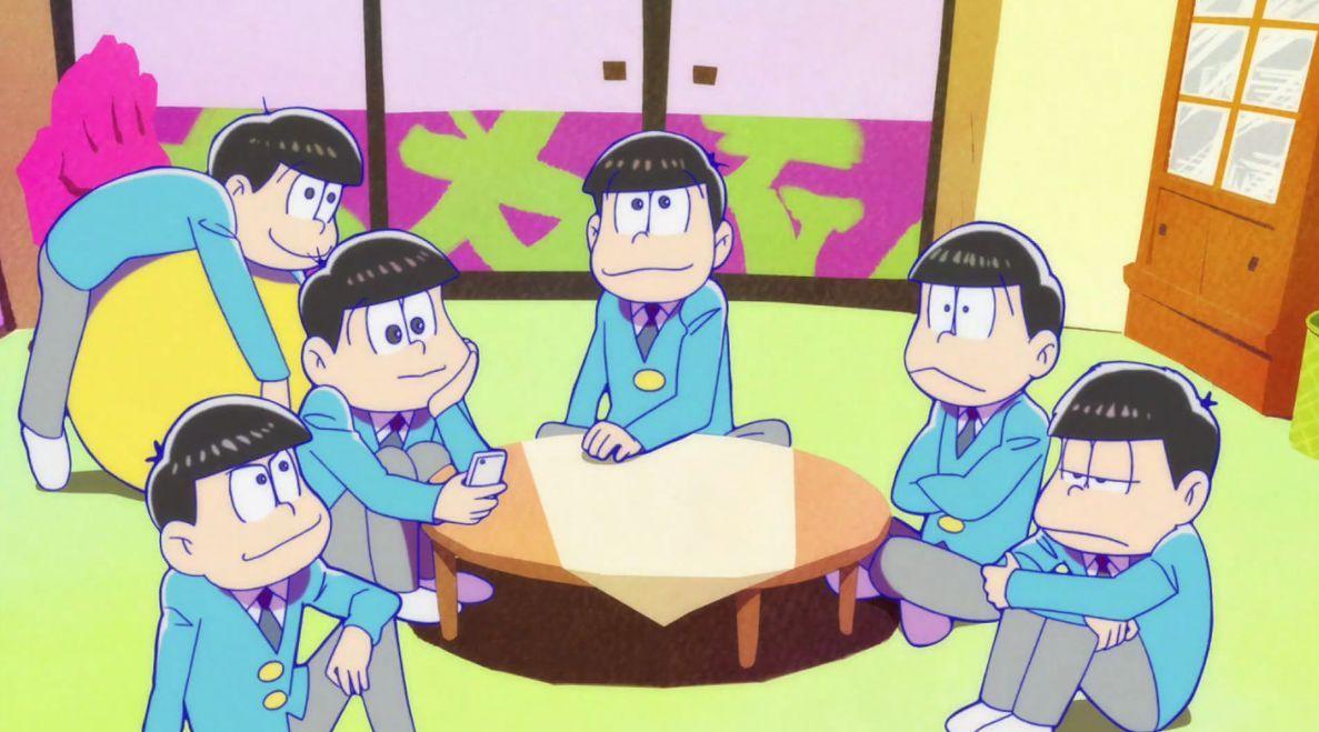 2503 - ¿A qué sixtillizo de Osomatsu-san te pareces?
