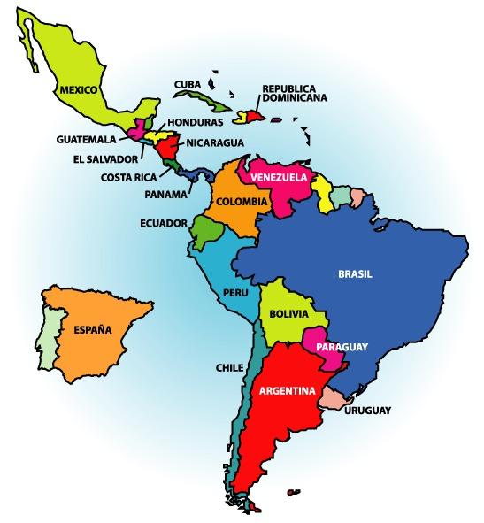 ¿Crees que las relaciones entre España y los países Latinoamericanos son buenas?