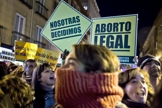 ¿Estás de acuerdo con el aborto?