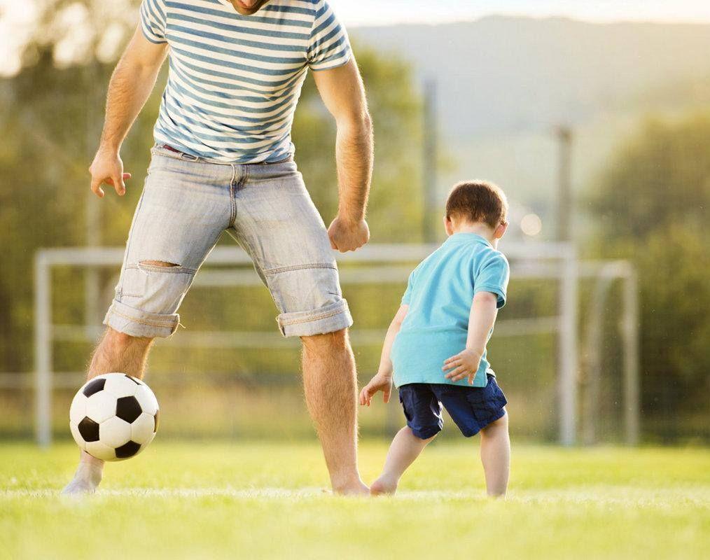 2499 - ¿Qué clase de padre serías para tu hijo futbolista?