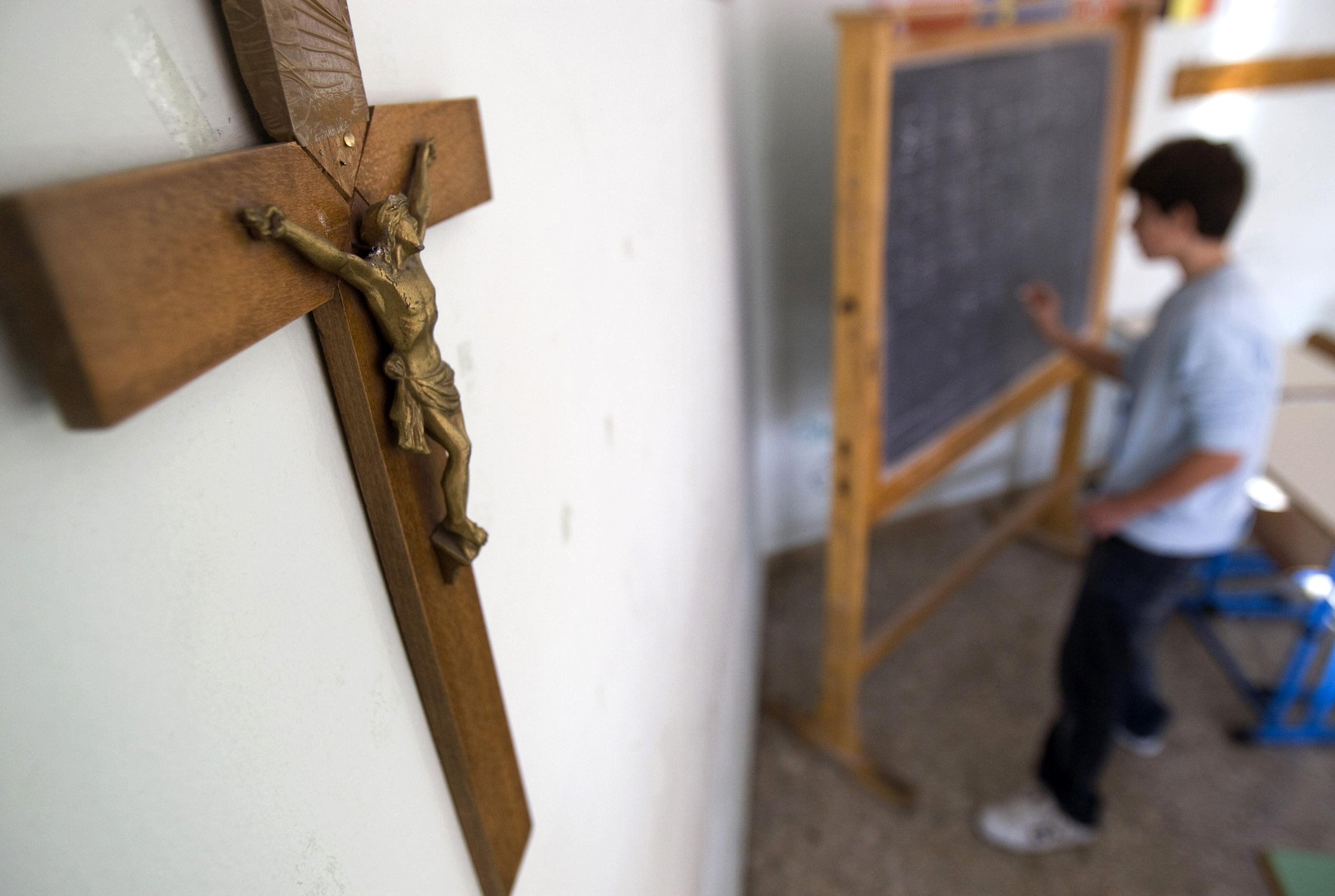 ¿Estás de acuerdo con que se estudie la religión obligatoriamente en los colegios e institutos?
